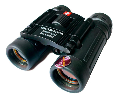 Binoculares Vak 8x25 Ahulados Alcance 1.5 Km Doble Ajuste