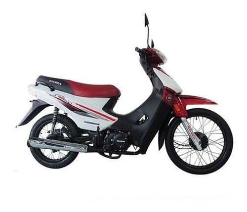 Gilera Smash 110cc Vs Salta