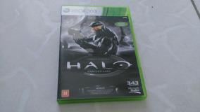 Halo Anniversary Edition Xbox 360 Original