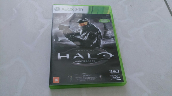 Halo Anniversary Edition Xbox 360 Original