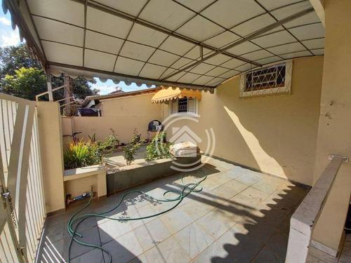 Imagem 1 de 7 de Casa À Venda, 126 M² Por R$ 299.900,00 - Centro - São Pedro/sp - Ca0649
