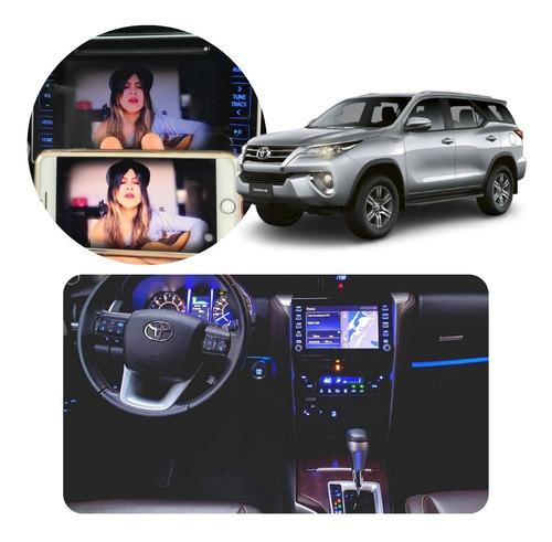 Imagem 1 de 7 de Toyota  2015-2019 Desbloqueio Dvd +tv +espelhamento