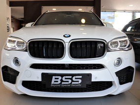 Bmw X5 M V8 Turbo 17/18 Blindada Bss Bem Nova !
