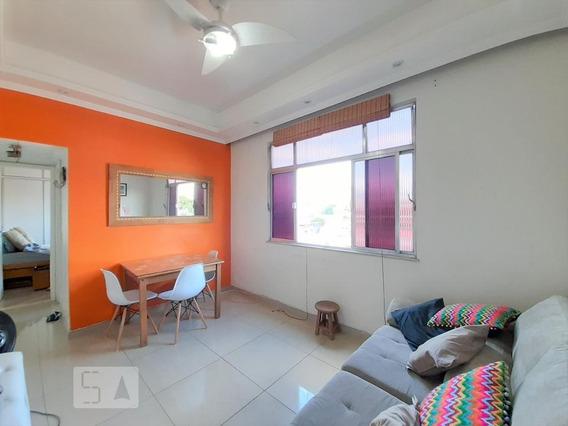 Apartamento Para Aluguel - Del Castilho, 1 Quarto, 45 - 893010651
