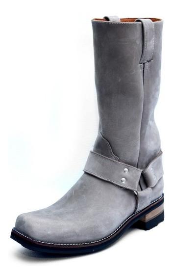 Botas Charro 233 - Jr Boots & Shoes - Marrón Roca