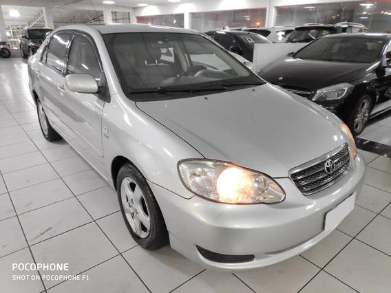 Corolla Xei 2006 1.8 Automatico(blindado) + Unico Dono