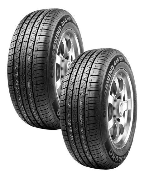 Kit Pneu 255/65 R17 110h Linglong Crosswind 4x4 Hp - 2 Unid