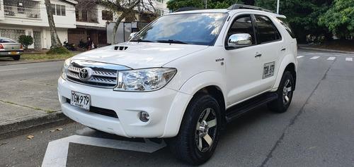 Toyota Fortuner 2009 3.0 Sr5