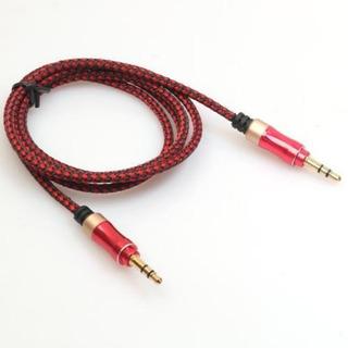 Universal 3.5 Mm Cable De Audio Auxiliar Sync Cable Macho
