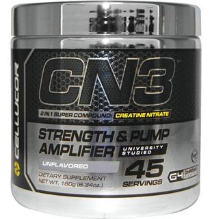 Cn3 Cellucor X 45 Servicios - Creatina + Oxido Nitrico!!!