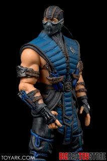 Sub Zero Mezco Mortal Kombat 30 Cm.