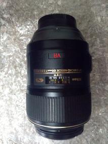 Lente Nikon 105 Macro