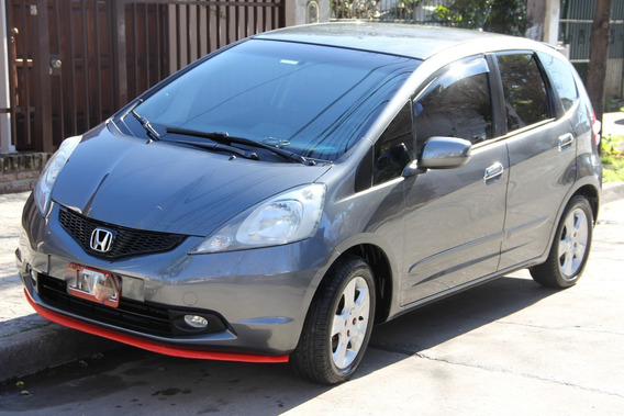 Honda Fit 2011 Lx-l 1.4 Manual