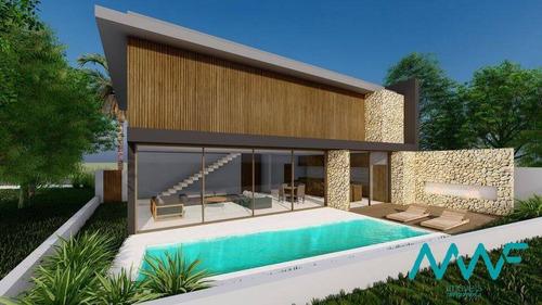 Casa Em Construção No Tamboré 11 - Estuda Permuta! - 1646
