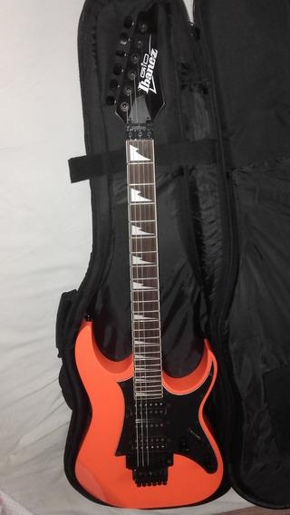 Guitarra Ibanez Grg 250dxb Stratocaster Laranja