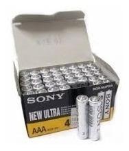 Pila Sony Aaa, Triple A, Caja 160 Unid. New Ultra+envío / Tc