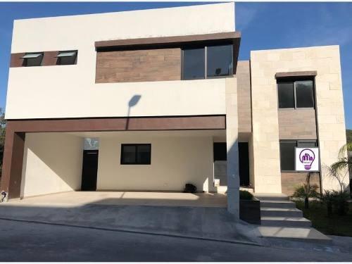 Casa En Venta En Carolco Club Residencial, Monterrey