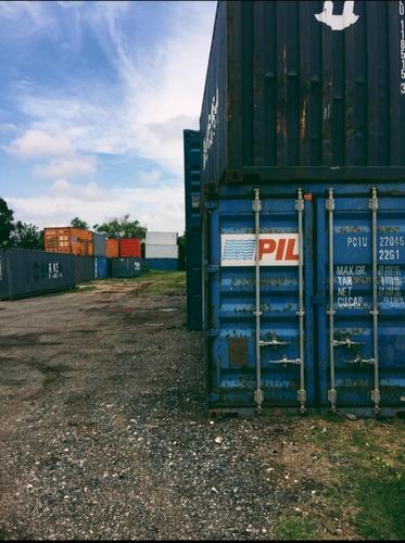 Contenedores Marítimos Containers 40' St Constitución