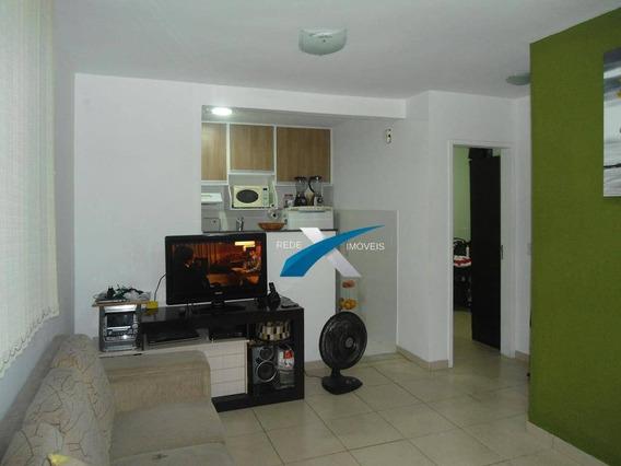 Apartamento De 2 Quartos E 1 Vaga Livre A Venda No Serrano/bh - Ap5732