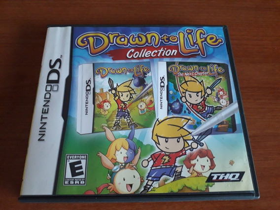 Drawn To Life Collection Ds