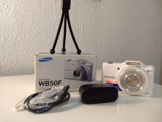 Câmera Digital Filmadora( Samsung) Wb5of /soft Flash/wi-fi
