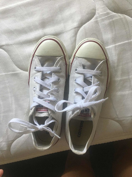 Converse All Star Blancas
