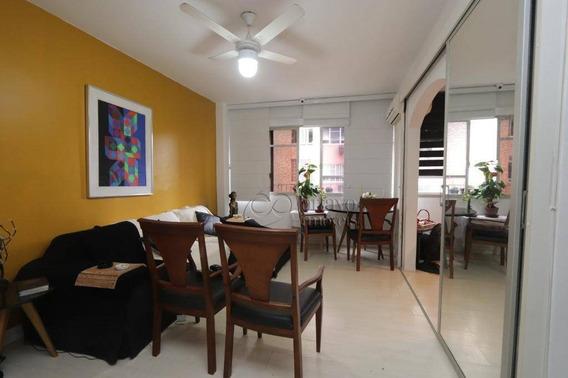 Apartamento Com 3 Dormitórios À Venda, 90 M² Por R$ 1.800.000,00 - Leblon - Rio De Janeiro/rj - Ap8002