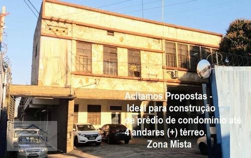 Vende-se Prédio Inteiro - Ideal Para Investimento - Construtoras Em São Paulo - Pr0043