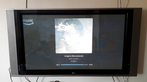 Tv Plasma LG 50 Hd - Leia A Descrição