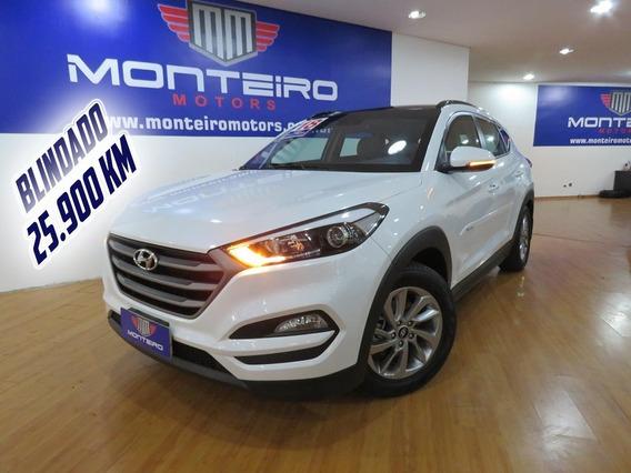 Hyundai Tucson 1.6 Limited Aut Blindada C/ Teto Só 25.900 Km