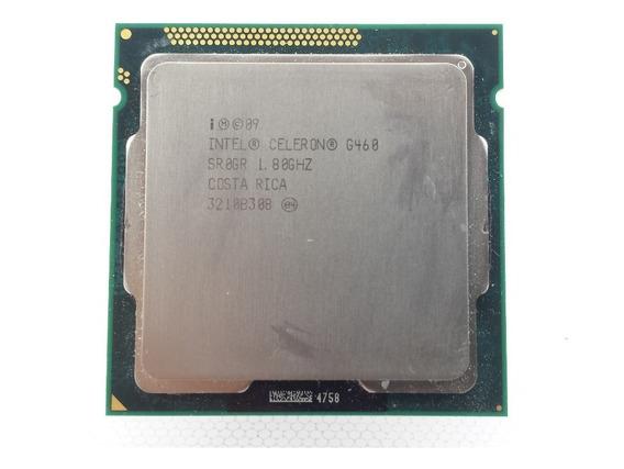 Processador Intel® Celeron® Sockt1155 G460 1.5m Cache, 1.80