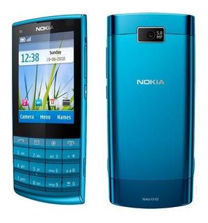 Celular Nokia X3-02 Touch ( Libre ) Nuev0 + Regalitos