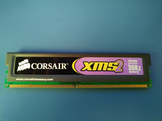 Memoria Ddr2 Corsair 1gb