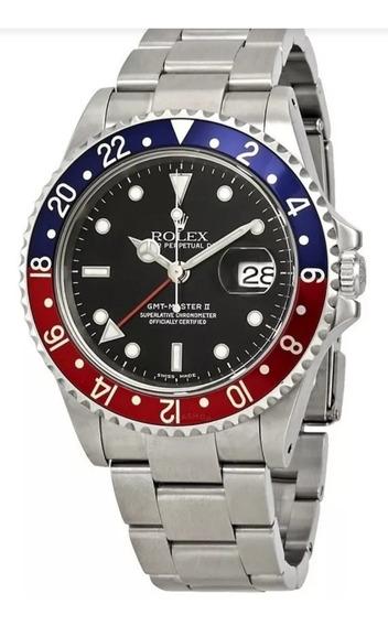 Relógio Masculino Rolex Gmt Master Promoção