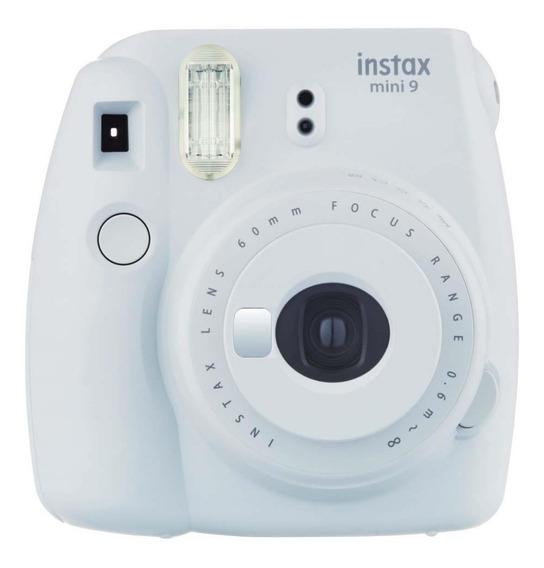 Câmera Fujifilm Instax Mini 9 Branco Gelo