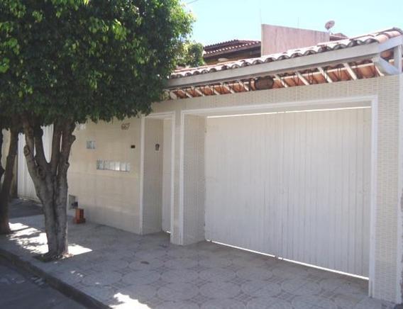 Casa Em Cidade Dos Funcionários, Fortaleza/ce De 190m² 3 Quartos À Venda Por R$ 550.000,00 - Ca161597