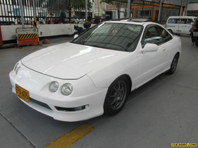 Honda Integra Coupe 1.8 Mt 1800cc 2p
