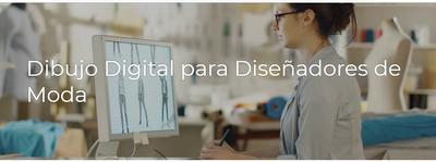 Dibujo Digital Para Diseñadores De Moda (online)