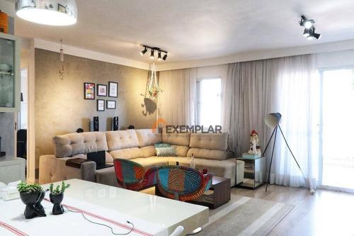 Imagem 1 de 30 de Apartamento Com 2 Dormitórios À Venda, 92 M² Por R$ 860.000,00 - Lauzane Paulista - São Paulo/sp - Ap1755