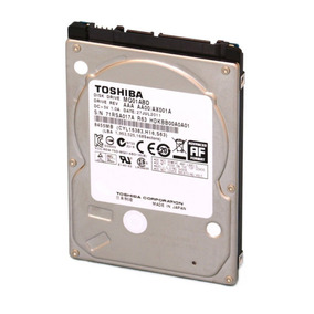 Hd Toshiba 500gb Disk Hard Para Notebook