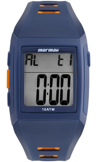 Relógio Mormaii Masculino Mo967ab/8a Azul Digital Oferta