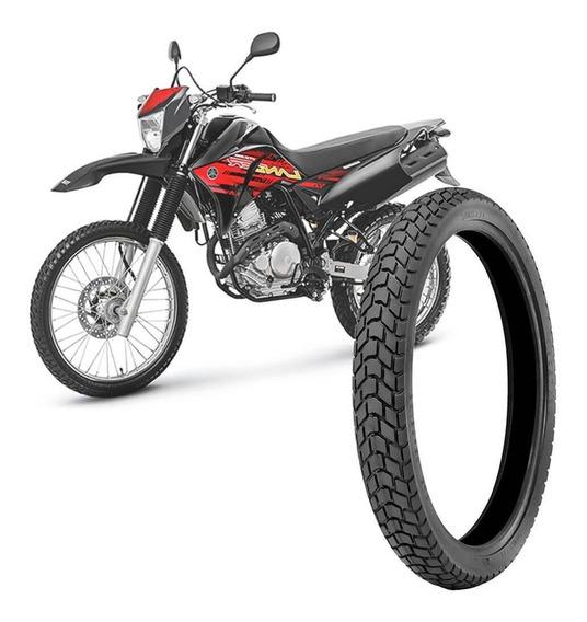 Pneu Moto Xtz Lander Technic Aro 21 90/90-21 54s Dianteiro