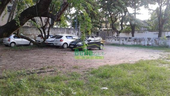 Terreno Para Alugar, 728 M² Por R$ 5.000/mês - Boa Viagem - Recife/pe - Te0017