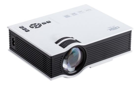 Mini Projetor Portátil Led 800 Lumes Hdmi Usb Vga Pr-800lm