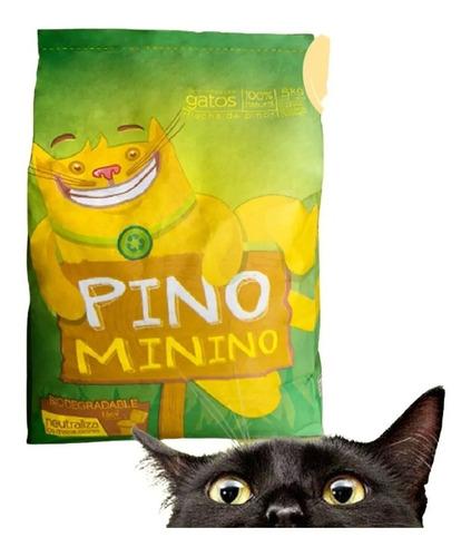 Pino Minino Arena Pino Minino 5kg. Entrega Inmediata!!