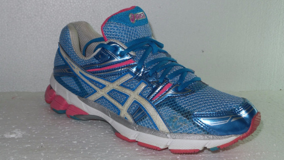 Zapatillas Asics Gt1000 Mujer Us8.5 - Arg39 Usadas All Shoes