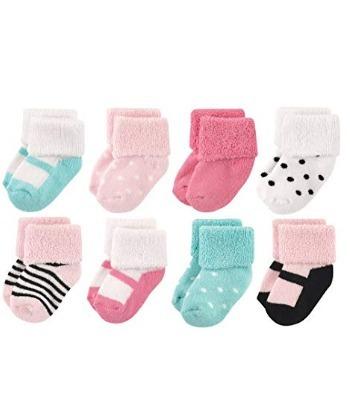Calcetines De Bebé Luvable Friends Unisex Estilo 21 Pps