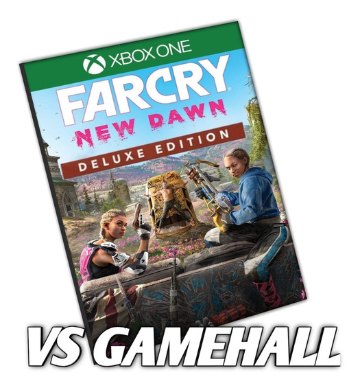 Far Cry New Dawn Xbox One Mídia Digital + Brinde