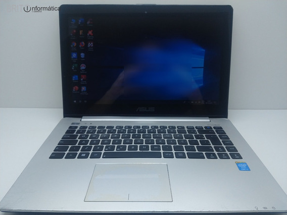 Notebook Asus S451 - Core I5 - 4gb - 500gb - Tela Touch #375