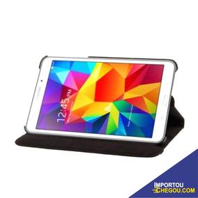 Capa Couro Giratória Tablet Samsung Galaxy Entrega Rápida